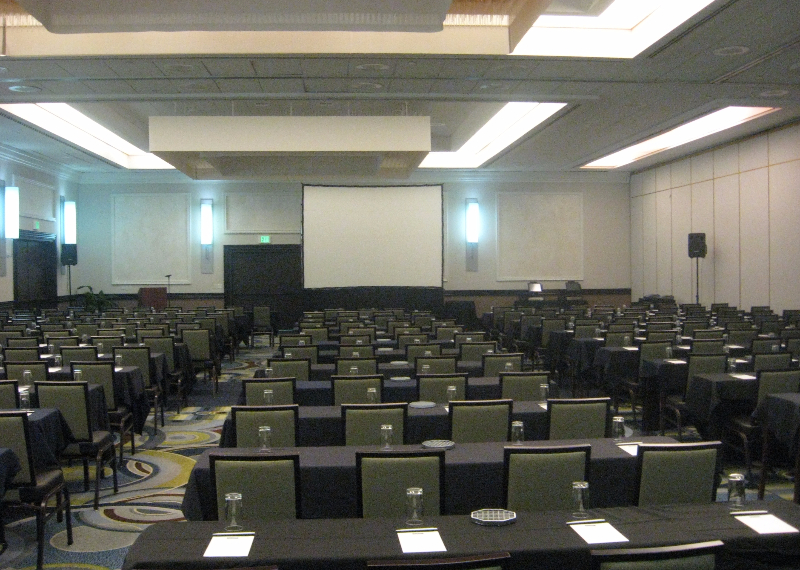 Projection Screen Rentals Miami 1